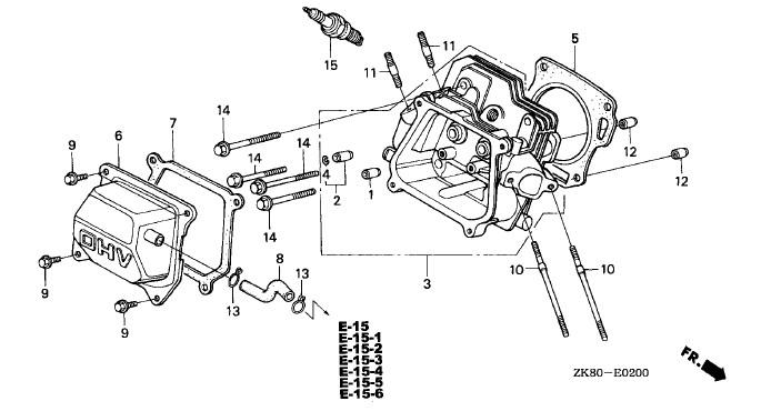 honda gx390 charging system diagram html