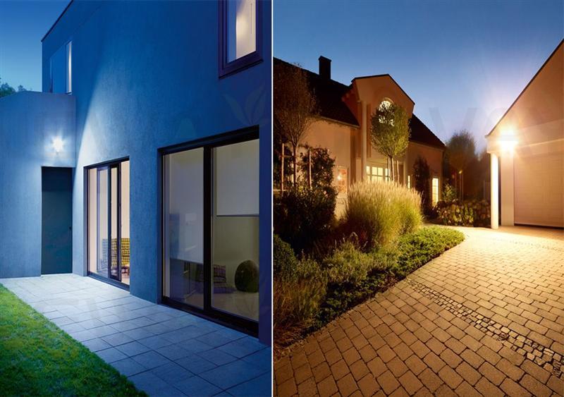 48w high power humen body sensor led flood lights outdoor - Commercial exterior lighting manufacturers ...