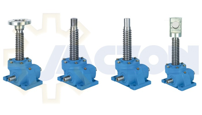 JT SERIES SCREW JACK Lifting screw lifting Force 0.5 ton, 1 ton, 2 ton, 2.5 ton, 3 ton, 5 ton, 10 ton, 15 ton, 20 ton, 30 ton40 ton, 50 ton, 100 ton, customized 150 ton, 200 ton.