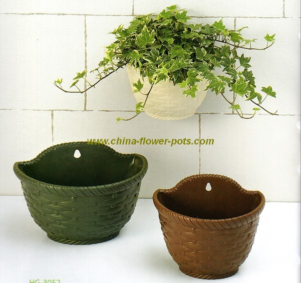 Plastic Self Watering Planter Sales High Quality China