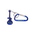 Aluminium keychain /keychain with carabiner