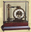 Mystery Water Wheel Ball Bearing Industrial Clock