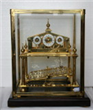 Gilded Congreve Rolling Clock