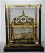Gilded Congreve Rolling Clock