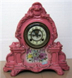 Porcelain Imitation Antique Clock