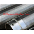Stainless steel well screen,wedge wire screen,Johnson well screen,wire wrap screen,slot screen