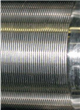 Strainer pipe,water filter ,wedge wire wrap water well screen