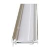 Aluminum Plastic Coextrusion Foam Profil