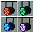18X10W tri color LED par can GL-086