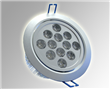 12*1W Dimmable LED Downlights