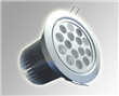 15*1W RGB LED Downlights