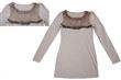 CVC Sanding Women Knit Clothing