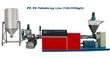 PE PP Granulating Machine