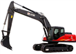 High Quality Hydraulic Excavator