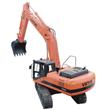 New Generation Hydraulic Excavator