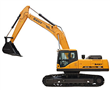 New Hydraulic Crawler Excavator