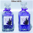 700ml Cosmetic Glass Bottle