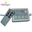 12V or 24V 6-key infrared controller