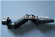 Bent crankshaft hot forging product for engine or
