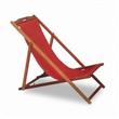 Wooden Canvas Beach Chair