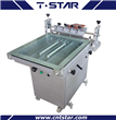 Glass table Manual Screen Printing Machine