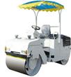 Vibratory Mini Road Roller