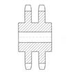 DIN Standard Duplex C Types