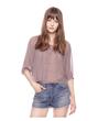 Lady's Chiffon Shirt