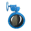 Gearbox Flange Butterfly Valve