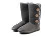 Snow boot, sheepskin boot, free shipping