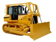 4 Front Wheel Hydraulic Bulldozer