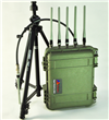 50W Communication cell phone Jammer with battery