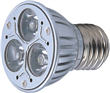 3W Dimmable LED Spot Lamp