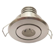 15W Round Aluminum LED Ceiling Lamp