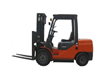 Power Diesel Forklift Truck