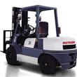 Diesel Powered Forklift Truck