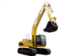 Crawler Tractor Excavator
