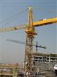 Self-raised Tower Crane