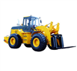 Side Loading Container Forklifts