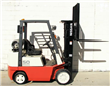 Small Container Forklift