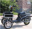 Small Trike Motorcycle