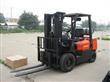 Gasoline Dual Fuel Forklift