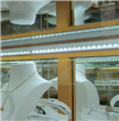 led lights for display showcase cabinet