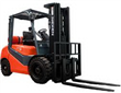 High Quality Dual Fuel Forklift
