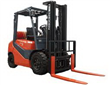 Hydraulic Powered Forklift Truck