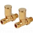 Brass Radiator Fixed Valves