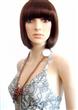Shoulder Curl Synthetic Wig