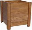 Art Wooden Storage Container