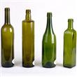 750ml Empty Wine Glass Container