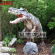 Kings Island Theme Park Dinosaur